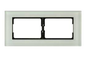 Rėmelis VILMA XP500 2 vietų, stiklas, R02