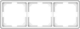 Rėmelis VILMA ST 150, 3 vietų, baltos sp., 732 121 012