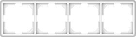 Rėmelis VILMA ST 150, 4 vietų, baltos sp., 732 121 015