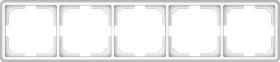 Rėmelis VILMA ST 150, 5 vietų, baltos sp., 732 121 034