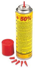 Butano dujos lituoklių ir žiebtuvėlių užpildymui KEMPER 10/2-G10051
