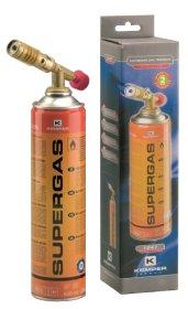 Profesionalus žalvarinis degiklis su dujomis KEMPER  .