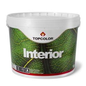 Lateksiniai dažai TOPCOLOR INTERIOR, 5l