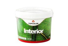 Lateksiniai dažai TOPCOLOR INTERIOR 10l