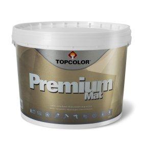 Latekso dažai TOPCOLOR PREMIUM MAT, 3l