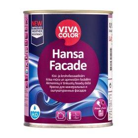 Dažai VIVACOLOR HANSA FACADE, 0,9 l