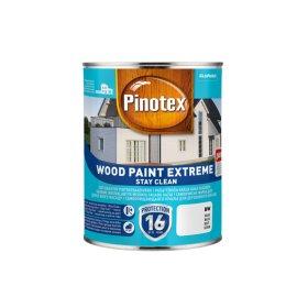 Medinių fasadų dažai PINOTEX WOOD PAINT EXTREME, 1 l, BW bazė, baltos spalvos