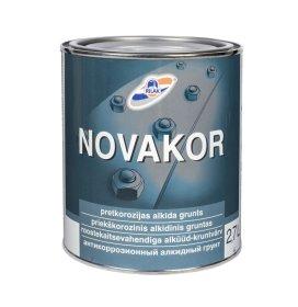 Metalo gruntas RILAK NOVAKOR, 2,7 l, šv. pilkos sp., greitai džiūstantis