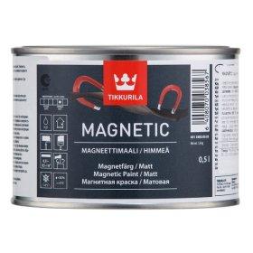 Magnetiniai dažai TIKKURILA Magnetic