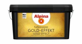 Dekoratyviniai dažai ALPINA Gold-Effekt
