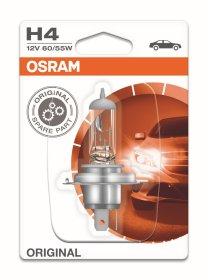 Automobilinė lemputė, halogeninė OSRAM H4 55W/60W/12V, L64193-01B,