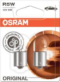 Automobilinė lemputė OSRAM 5W/12V/BA15S