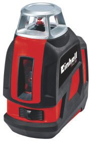 Kryžminių linijų lazeris EINHELL TE-LL 360