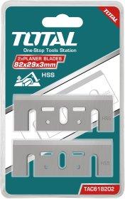 Obliaus peilių rinkinys TOTAL TAC618202