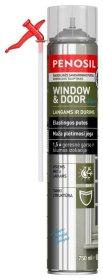 Montavimo putos PENOSIL WINDOW&DOOR Elastic ,750 ml