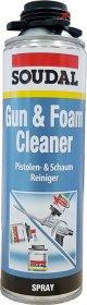 Poliuretano putų valiklis SOUDAL GUN&FOAM CLEANER, 500 ml