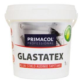 Stiklo audinio tapetų klijai  GLASTATEX 10 kg ,