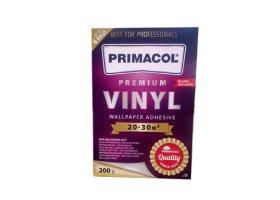Tapetų klijai  PRIMACOL Vinyl, 200 g Viniliniams tapetams,