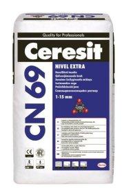 Savaime išsilyginantis grindų mišinys CERESIT CN 69