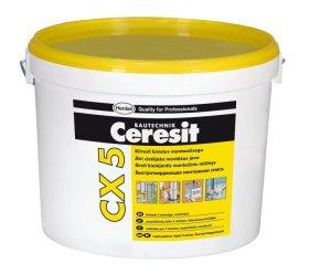 Greitai kietėjantis cementas CERESIT CX5