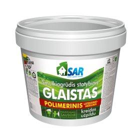 Polimerinis - lateksinis glaistas SAR, su kreidos užpildu, 16 kg (kibire)