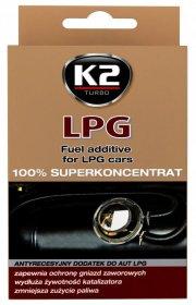 Kuro priedas, K2 LPG, dujomis varomiems automobiliams
