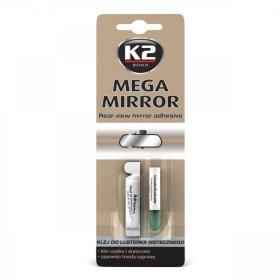 Klijai veidrodėlių K2 Mega mirror