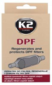 Kietųjų dalelių filtrų (DPF) valiklis K2,, talpa 50 ml.