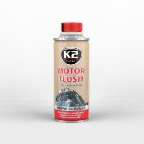 Ploviklis varikliui, K2, Motor flush