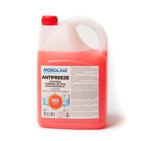 Aušinimo skystis NORDLINE Raudonas -35°C G12 4 kg