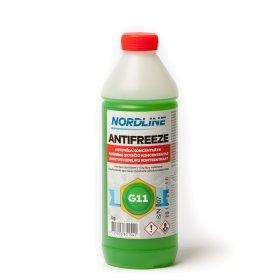 Aušinimo skystis NORDLINE, žalias, (G11,) 1kg, koncentratas