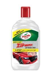 Automobilinis šampūnas su vašku TURTLE WAX, 500 ml