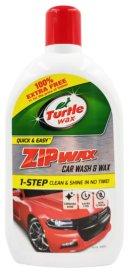 Automobilinis šampūnas su vašku TURTLE WAX ZIP,  1L