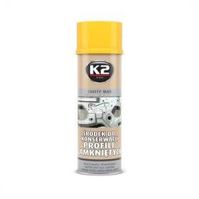 Uždarų erdvių sandarintojas K2 Cavity wax