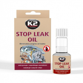 Variklinė alyva K2 Stop leak oil, 50ml