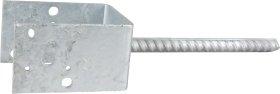 Kolonų atrama 100 x 70 x 112,5 x 4/200 mm ESSVE 1 vnt