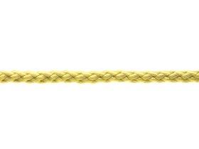 Pintas polipropileno lynas, 3mm, geltonos spalvos