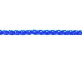 Pintas polipropileno lynas, 3mm, mėlynos spalvos