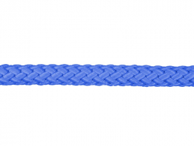 Pintas polipropileninis lynas, 14mm × 15m, mėlynos spalvos