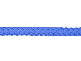 Pintas polipropileninis lynas, 6mm × 20m, mėlynos spalvos