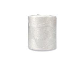 Polipropileninis lynas, 1,5mm, ritė 1.200m, baltos spalvos