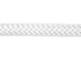 Pinta polipropileninė virvė, 9mm, baltos spalvos