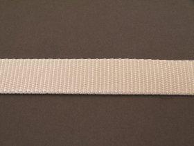 Ritininių užuolaidų diržas 23mm, PP pinta juosta, rausvai gelsva