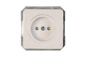 Kištukinis lizdas VILMA RP16-001-22 LX 200, baltos sp.