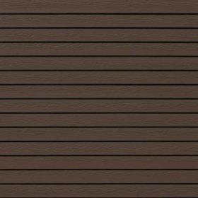 Pluoštinio cemento dailylentė CEDRAL medžio struktūros paviršiumi C21 Matmenys 10 x 190 x 3600 mm, 1vnt. - 0,684 m², ruda spalva, 141385