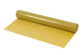 Garo izoliacinė plėvelė  100 m² Geltona spalva, storis 200 mk, matmenys 2 x 50 m