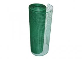 Tinklo tvora  BO12 Žalia, matmenys 0,8 x 50 m, (15 x 15 mm)