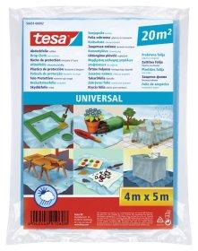 Apsauginė plėvelė TESA, UNIVERSAL, 4 m x 5 m