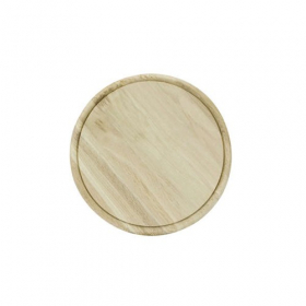 Pjaustymo lentelė APETIT medinė, apvali
