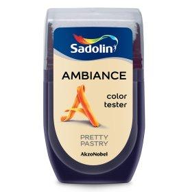 Spalvos testeris SADOLIN AMBIANCE PRETTY PASTRY, 30 ml